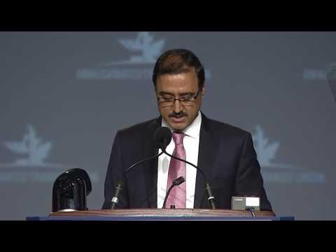 ATU 58th Convention Speaker - Amarjeet Sohi