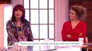 Janet's Thoughts on Paul Burrell Coming Out | Loose Women