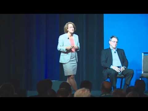 Janelle Hill Vp Distinguished Yst Gartner Talking About Business Process Reinvention
