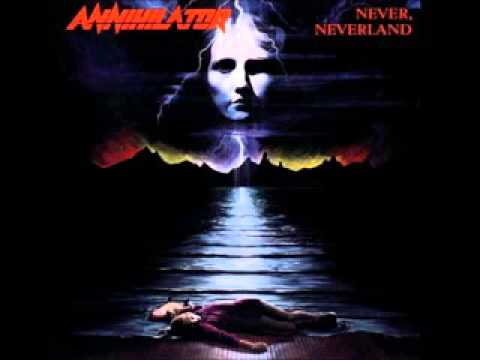 Annihilator - Never, Neverland 1990 Full Album