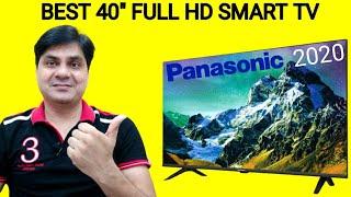 BEST 40 INCH FULL HD SMART TV BY PANASONIC 2020