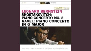 Concerto No. 2 for Piano and Orchestra, Op. 102 (Remastered) : II. Andante