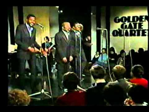 Golden Gate Quartet In Concert- Berlin- Color film-full show