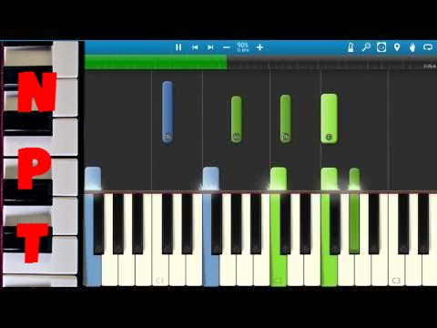 Adele Hello Piano Tutorial How To Play Hello Piano Section