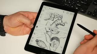 ОБЗОР | Электронная книга ONYX BOOX Nova Pro с технологией Wacom