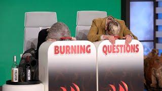 Diane Keaton Answers Ellen's 'Burning Questions'