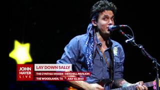 John Mayer - Lay Down Sally - 07/12/13 - The Cynthia Woods-Mitchell Pavilion
