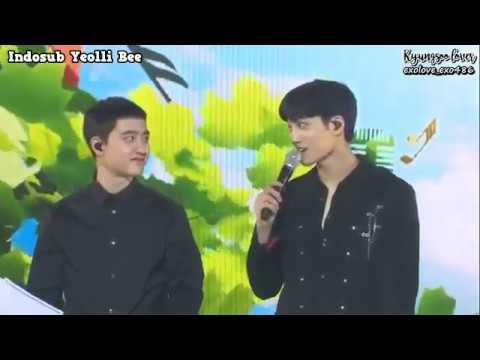 [INDOSUB] 170121 Nature Republic EXO Fan Festival - part 2/5