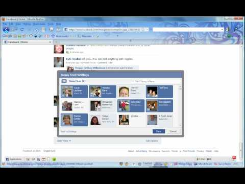 Part 2 - Fix Facebook News Feed/Live Feed Settings - Necessary Step!