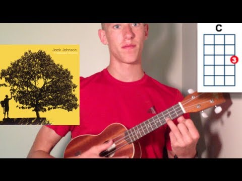 Better Together by Jack Johnson -- Ukulele Tutorial