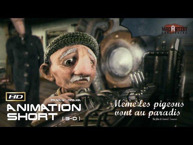 Meme Les Pigeons Vont Au Paradis (HD) | Even Pigeons Go to Heaven (BUF)