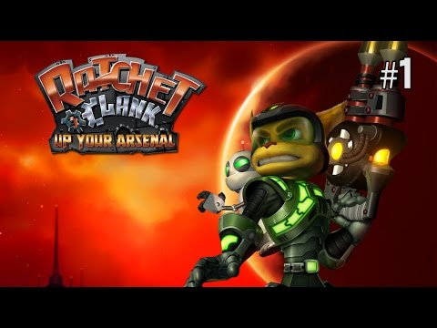 Twitch Livestream | Ratchet & Clank: Up Your Arsenal Part 1 [PS2/PS3]