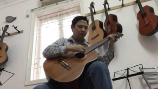 Lê Hùng Phong (solo guitar) - Chiếc lá cuối cùng - Tuấn Khanh