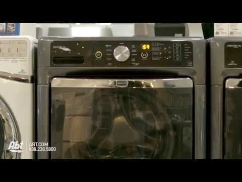 Maytag Maxima XL Granite Front Load Steam Washer (MHW6000AG)...