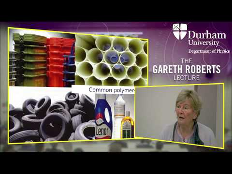 The Gareth Roberts Lecture 2018