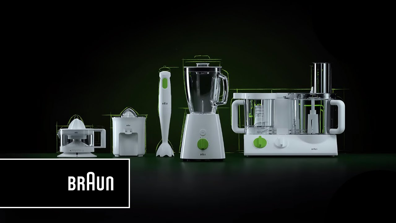 Braun Tributecollection Purely What You Need