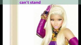 Starships-Nicki Minaj Lyrics