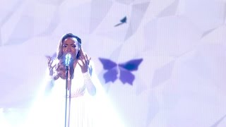 Sasha Simone performs Say You Love Me - The Voice UK 2015: The Live Semi-Final - BBC One