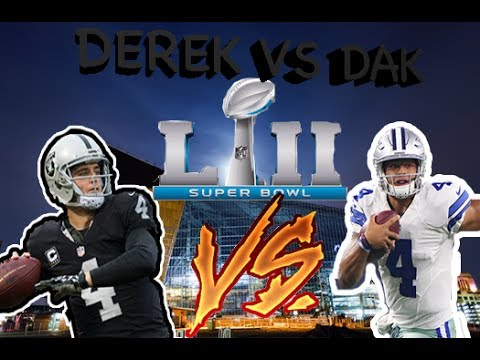 Image result for derek carr dak prescott preseason
