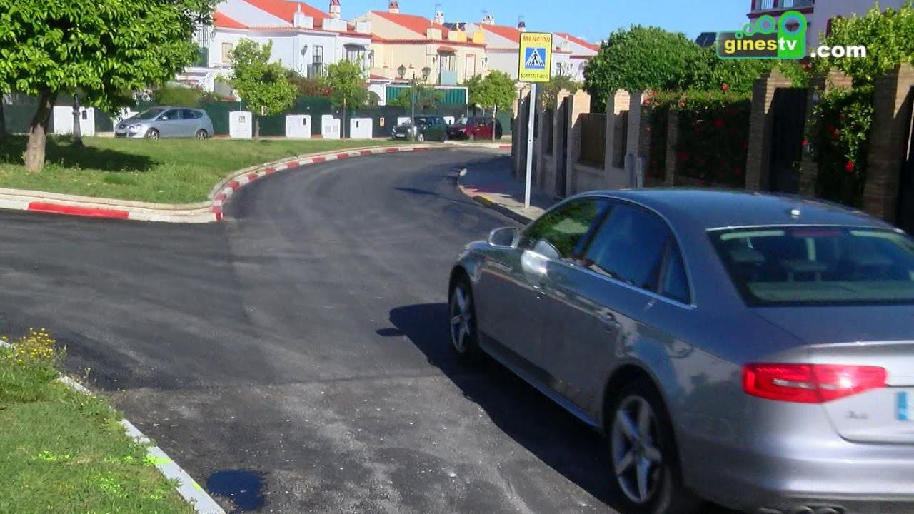 Concluye el asfaltado en Duque de Ahumada y en el aparcamiento de la avenida de la Constitución