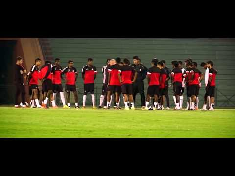 Indian Football Team Training - 2015