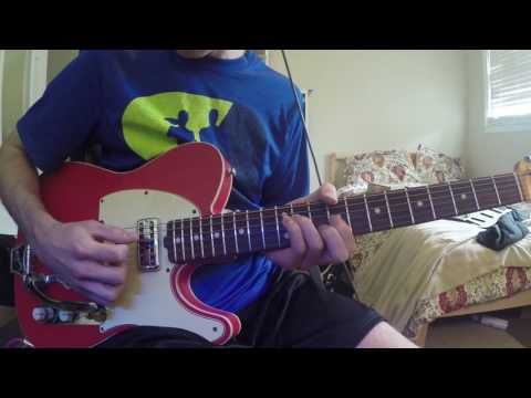 Not Today - Hillsong United (Guitar Cover)