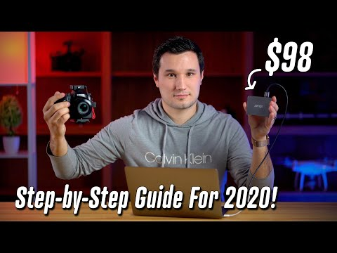 How to Live Stream Simply with Great Quality for Cheap!