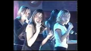 All Saints - Under The Bridge - The Pepsi chart show 1998