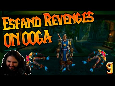 ESFAND KILLS THE OOGA GANG | Fun Daily Ep.9(Classic WoW Moments)