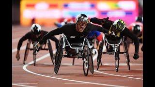 Men's 1500m T54 | Final | London 2017 World Para Athletics Championships