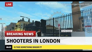 BBC News Roblox- Shooters at London