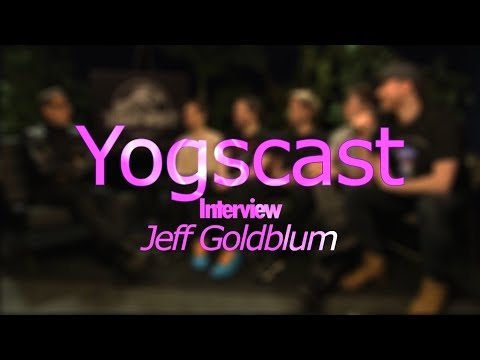 An Awkward Interview with Jeff Goldblum