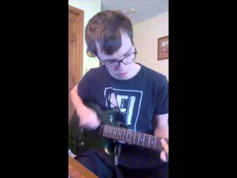 AFI - Fall Children - Guitar Cover