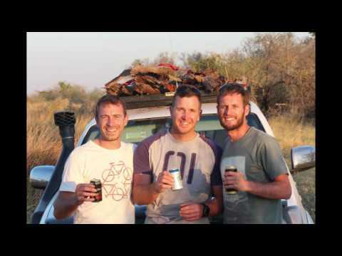 Vans travel Botswana