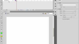 Слои в Adobe Flash CS4 (25/46)