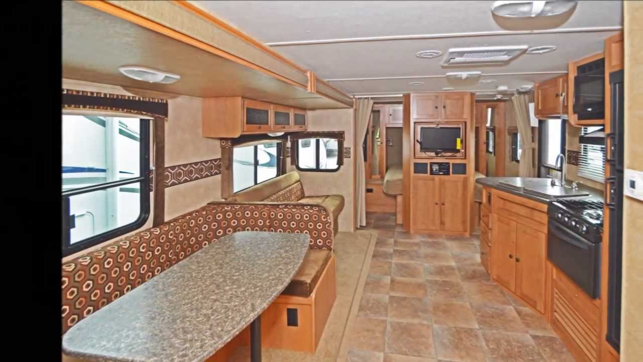 2014 Cruiser Rv Shadow Cruiser 280qbs Youtube