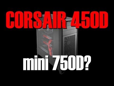Corsair Obsidian 450D Case Review