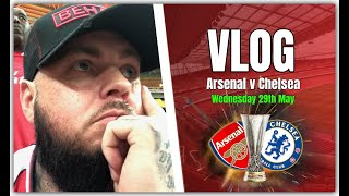 Arsenal 1 v 4 Chelsea - We Are A Bunch Of Bottle Jobs - Vlog
