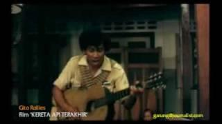 RINDU LUKISAN - GITO ROLLIES (FILM KERETA  API TERAKHIR)