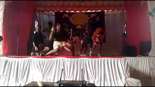 Govt.Engineering College IDUKKI-Funny  Dance Performance By Team BOYZONE
