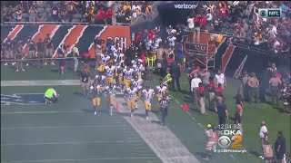 Angry Steelers Fans Weigh In On Decision To Skip National Anthem