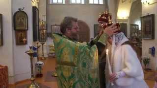 венчание Лены