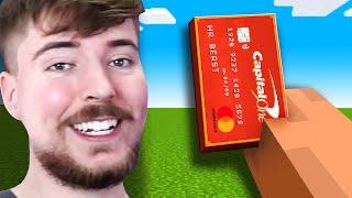 I Gave Away My Credit Card!