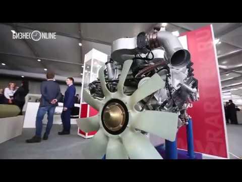 В Казани открылся четвертый международный автомобильный форум TIAF