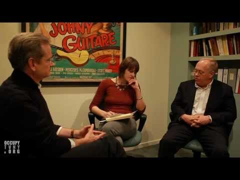 Occupy The Courts - A Conversation with Lawrence Lessig and Chris Hedges