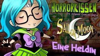 ♫ Sailor Moon - Eine Heldin (Original Song)「Horrorkissen feat. StrawbellyCake & Sabine Bohlmann」