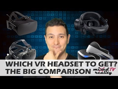 Best VR Headset To Buy? Samsung Odyssey vs. HTC Vive vs. Oculus Rift vs. Sony PSVR