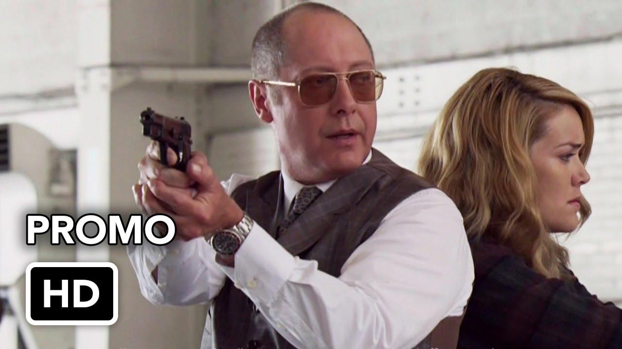 "Download The Blacklist 3x05 Promo ""Arioch Cain"" (HD)"