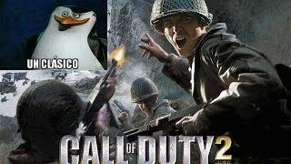 UN CLASICO CALL OF DUTY 2 #2