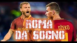 Roma da sogno - Roma Barcellona 3 0   Iene Calcio Club